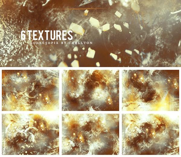 6 textures 900x650 : 55 by Carllton