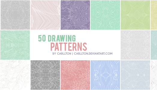 http://fc04.deviantart.net/fs71/f/2013/289/7/6/50_drawing_patterns_by_carllton-d6qo7jg.png