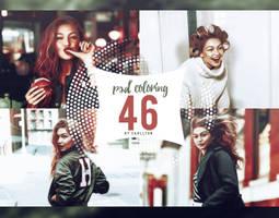 PSD coloring : 46 by Carllton