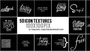 50 textures 100x100 : 2