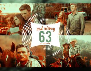 PSD coloring : 63 by Carllton