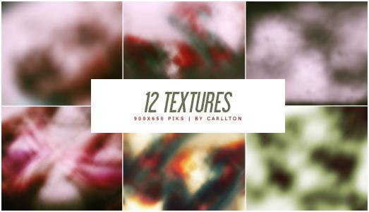 12 textures 900x650 : 70 by Carllton