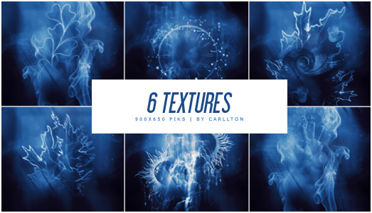 6 textures 900x650 : 72 by Carllton