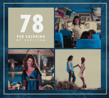 PSD coloring : 78 by Carllton