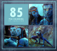 PSD coloring : 85 by Carllton