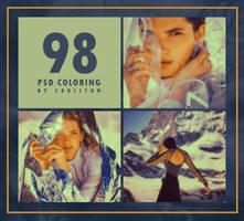 PSD coloring : 98 by Carllton