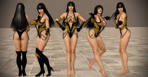 Lisa Tanya - model request