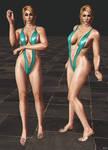 Sara swimsuit hotties - meshmod