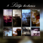 8 Large Textures