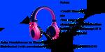 MMD Aoba's Headphones for DL by MarsKatt