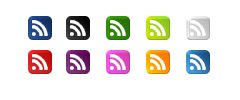 RSS Icon pack by okor