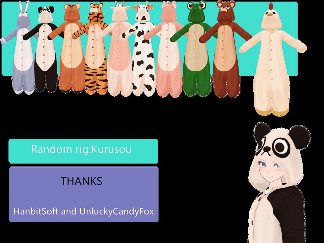 || Kigurumi DL|| by Kurusou