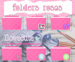 Folders Rosas