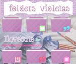 Folders Violetas