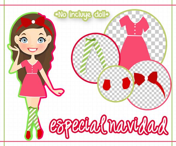 Ropa Especial Navidad by IloveCute1220