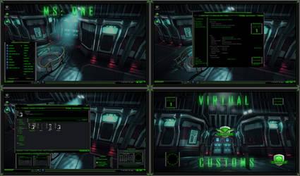 MS: ONE Green - Maximum Security One by R0ck-n-R0lla1