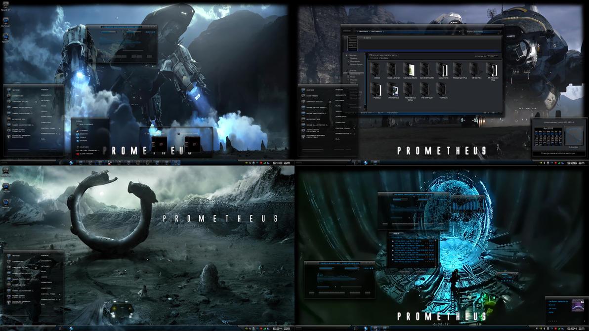 Prometheus by R0ck-n-R0lla1