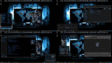 Requiem: The Cyberfox Theme