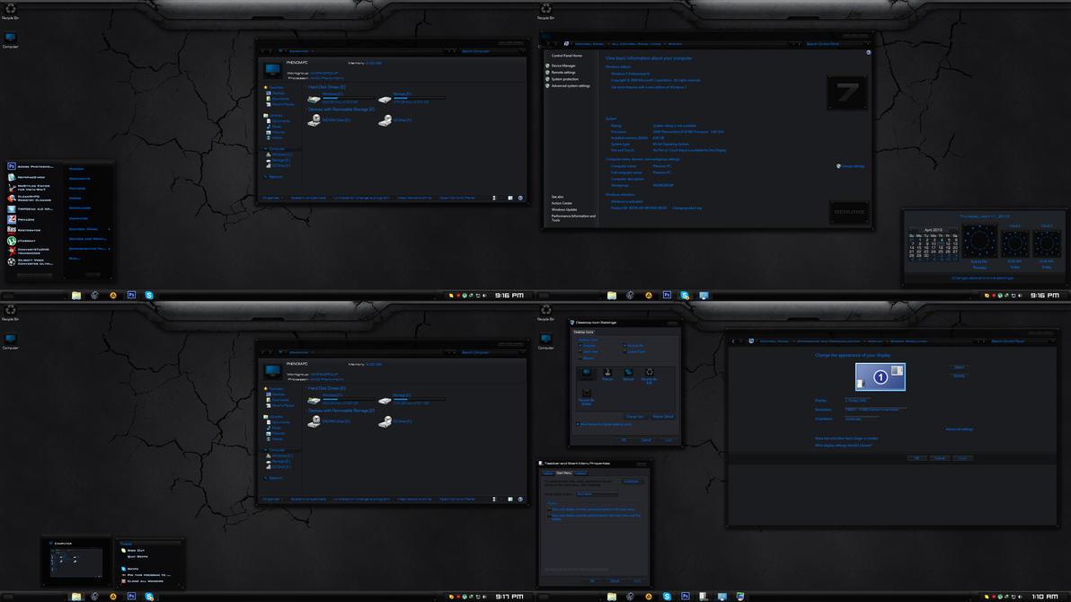 Cyberfox by R0ck-n-R0lla1