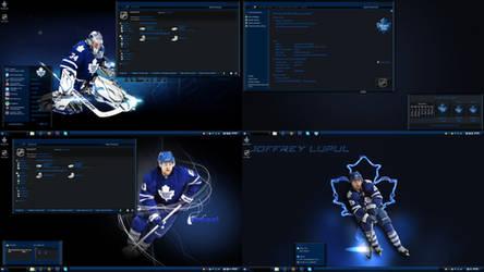 Toronto Maple Leafs Theme