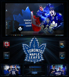 Toronto Maple Leafs by R0ck-n-R0lla1