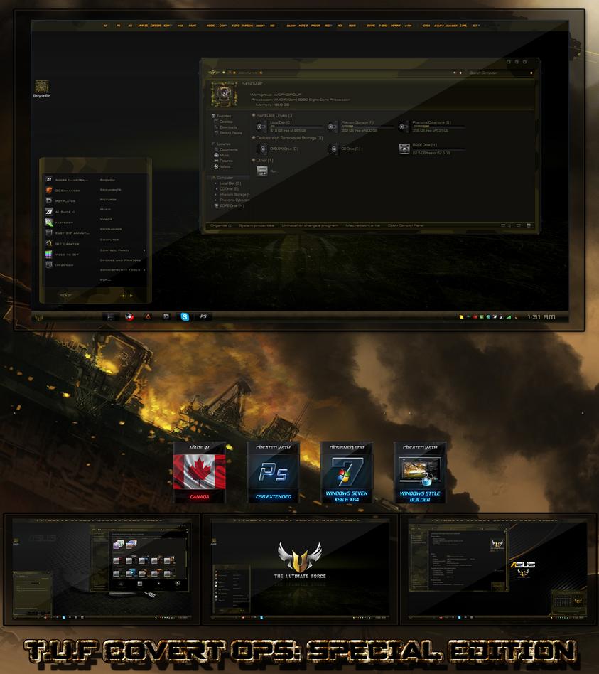 Sub Zero Sapphire For Windows7