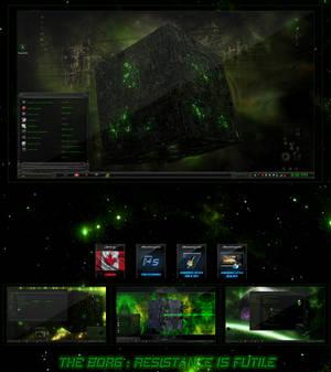 The Borg Resistance is Futile