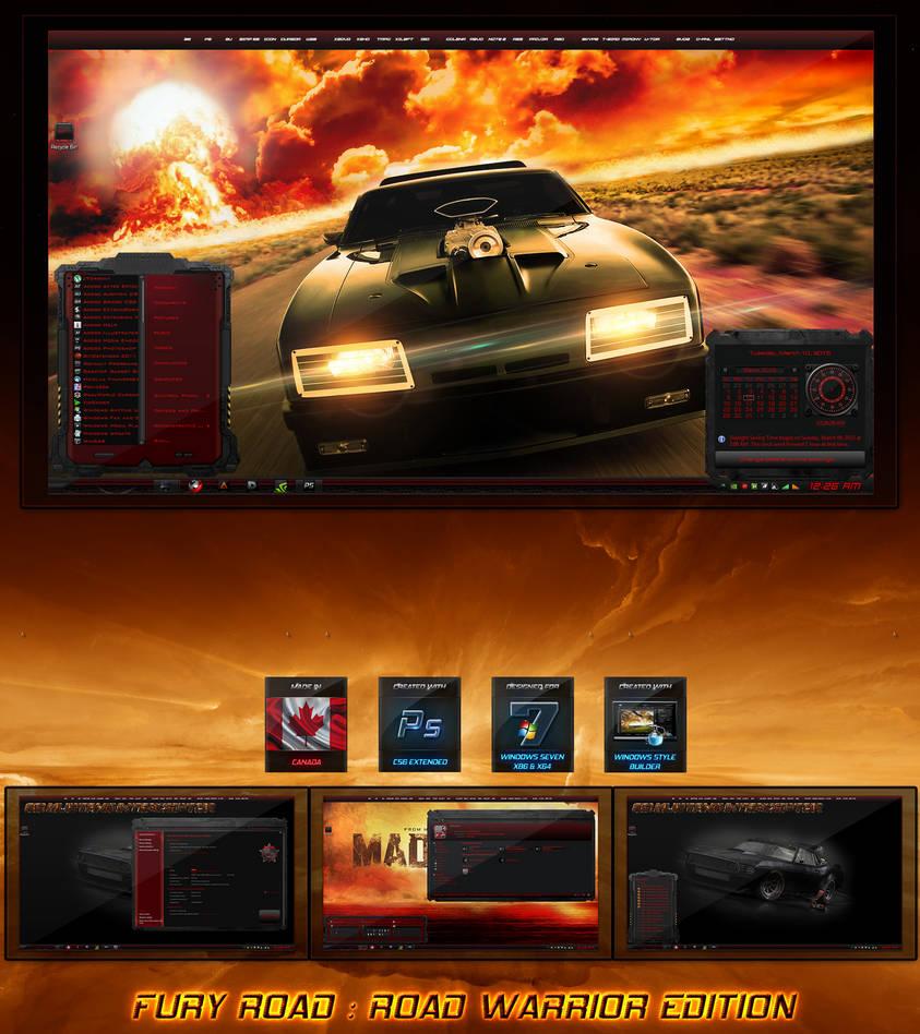 Mad Max Fury Road - Road Warrior Edition by R0ck-n-R0lla1