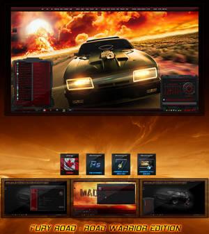 Mad Max Fury Road - Road Warrior Edition