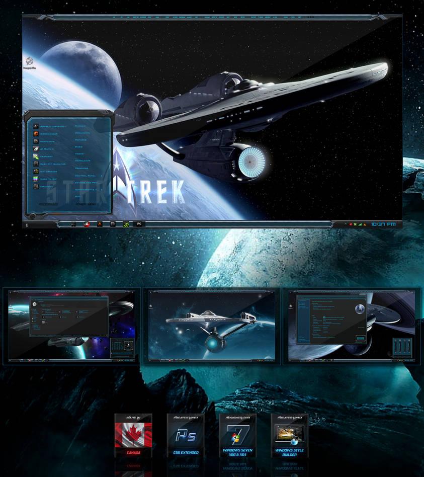 Star Trek Renegade Edition  by R0ck-n-R0lla1