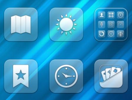 Glasklart iOS 6 Fix.theme by kylebshr