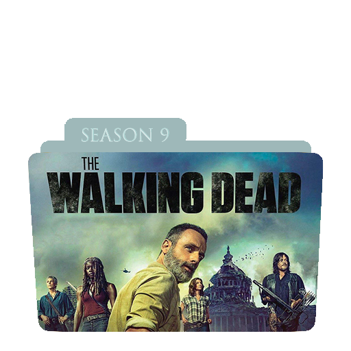 The Walking Dead Season 8 Folder Icon By Yashar20 On Deviantart