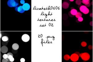 Light texture set 02 by lizabeth0606