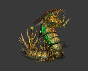 Worm (gif animation)