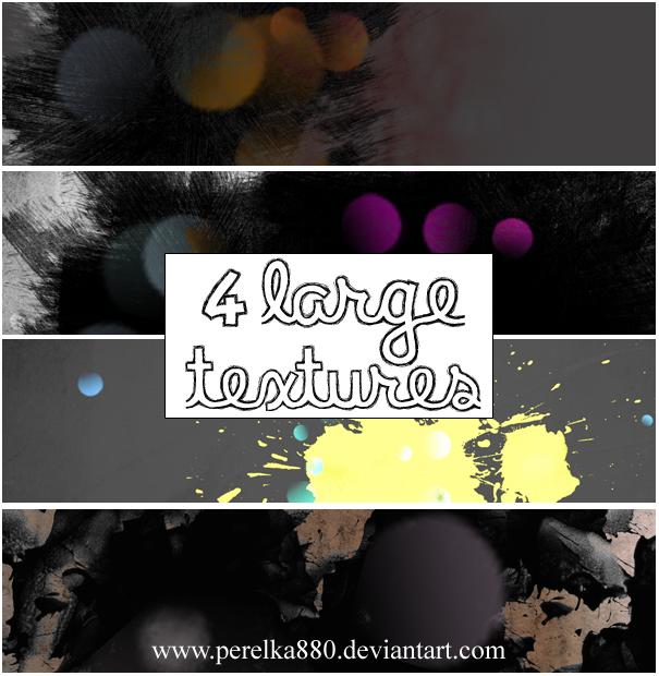 Black Textures by perelka880