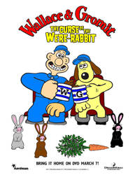Wallace and Gromit coloring 2 by katie sandow by sandowkatie