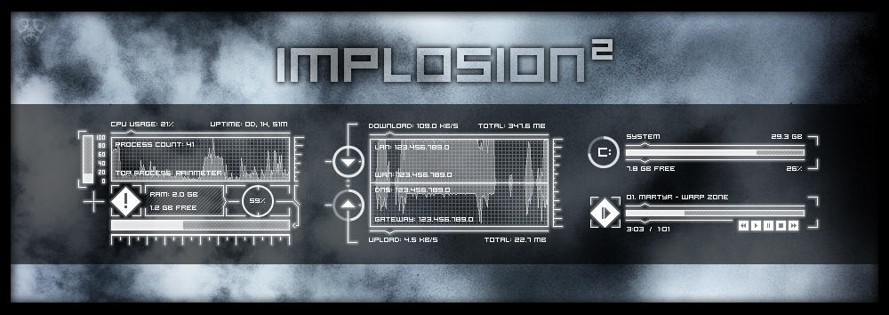 Implosion 2 by Gordanj