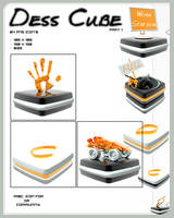 Dess Cube by OniRespect