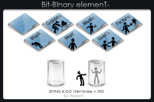 BIT  BInary elemenT by OniRespect