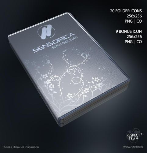 Sensorica Bonus Pack Icon by OniRespect