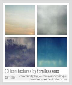 Icon Texture Set 003 by forallseasons