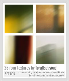 Icon Texture Set 005 by forallseasons
