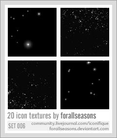 Icon Texture Set 006 by forallseasons