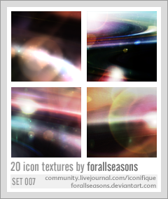 Icon Texture Set 007 by forallseasons