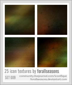 Icon Texture Set 009 by forallseasons