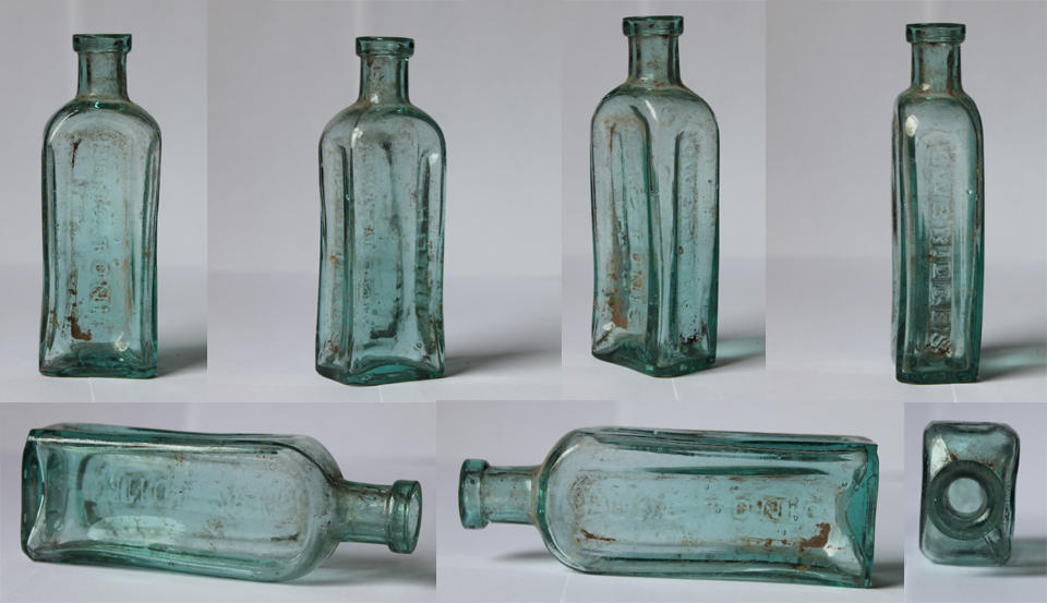 Glass Bottle by Tasastock