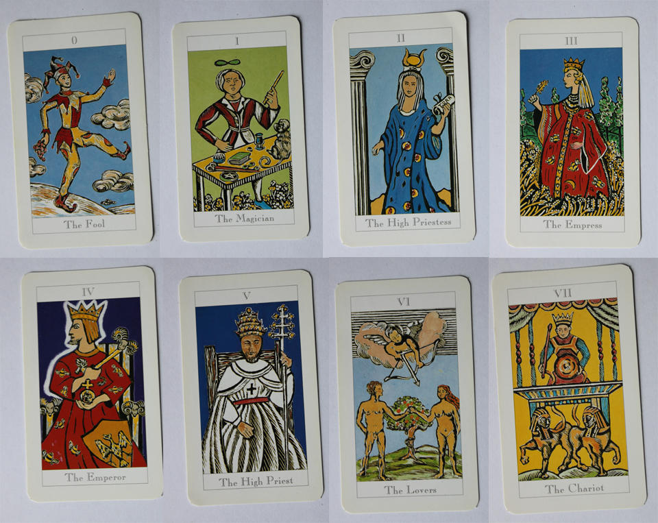 Tarot - Major Arcana 1 by Tasastock