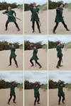 Elf Ranger 14