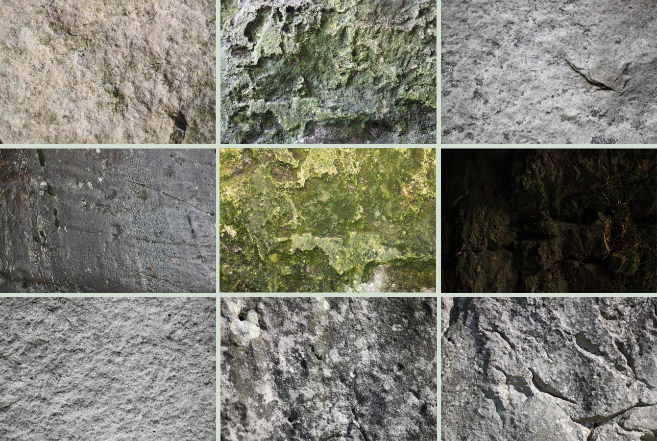Stone Texture 3 by Tasastock