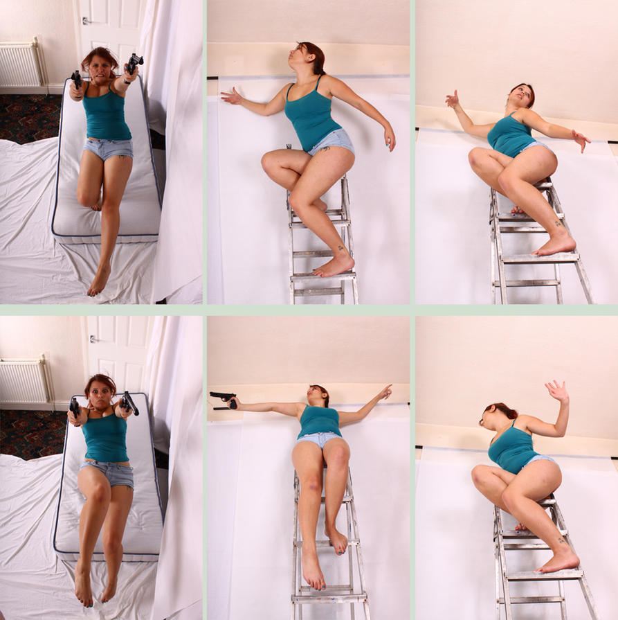 Falling/Flying Pack by Tasastock